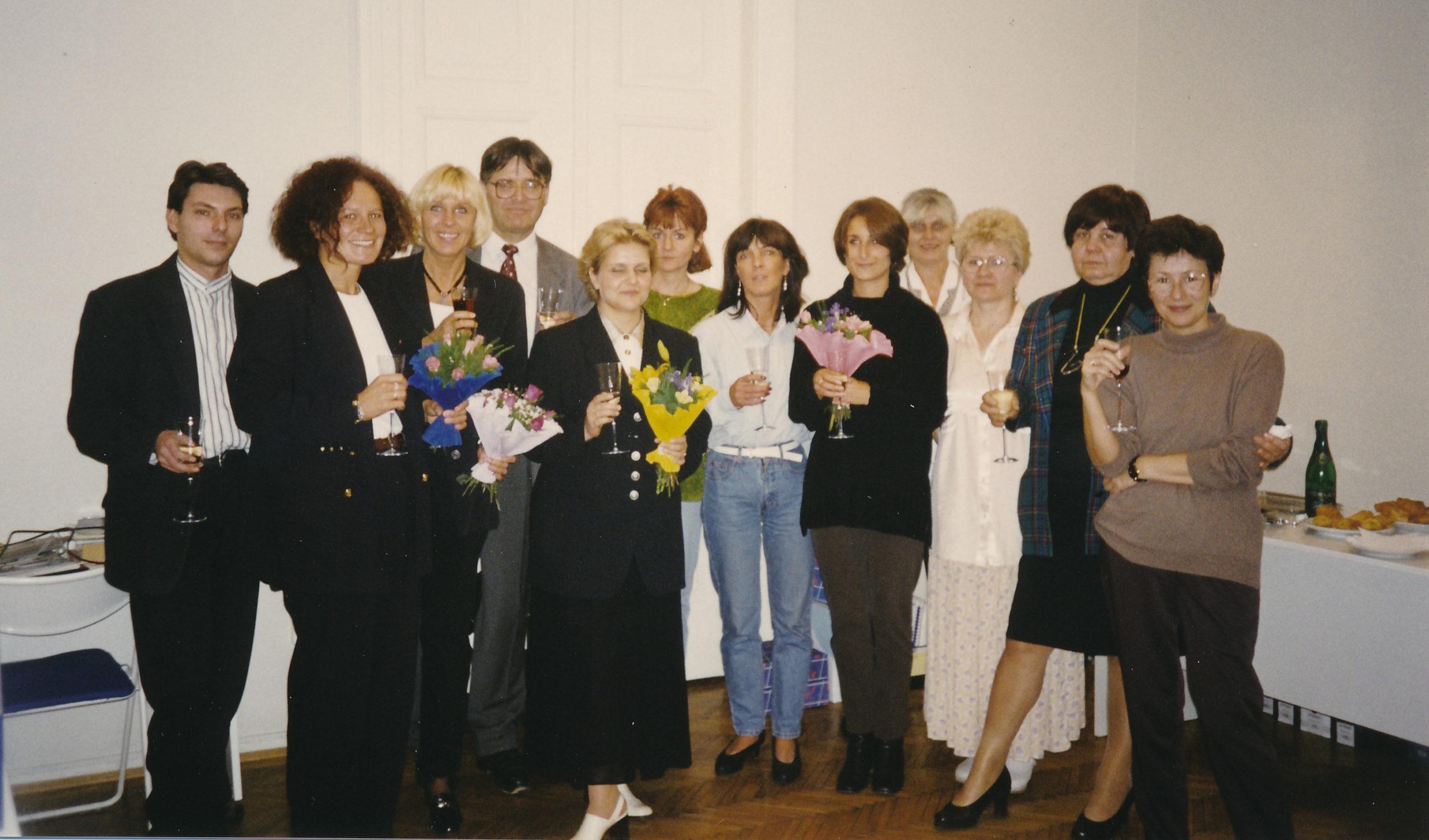 A csapat, Szezám Reklámügynökség